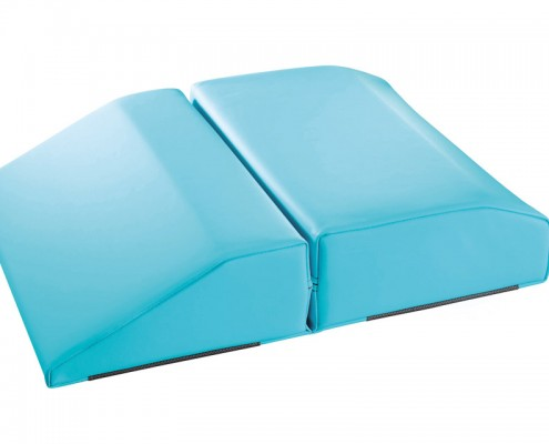 Coussin cale jambe