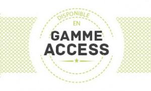 Gamme access widget